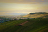 Evening light (DrQ_Emilian) Tags: landscape view vineyards hills sunset sunlight sunshine dawn evening mood valley sky clouds light colors details town rural countryside outdoors travel visit explore discover weinstadt remstal remstalkino badenwürttemberg germany europe photography hobby