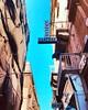 Valletta view (originalimac) Tags: signage alley city valletta iphone8