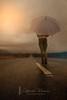 Que bonita la vida (Alfredo Romero Asensio) Tags: blending maria paraguas lluvia
