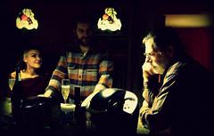 11.08.16 (milomingo) Tags: people man woman atmosphere mood dark light contrast indoor tint study