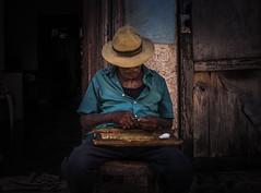 Streets of Trinidad - Cuba (IV2K) Tags: trinidad trinidadcuba cuba cuban kuba caribbean cubano cubana oldman sonyrx1 sony rx1 35mm havana habana lahabana castro fidel fidelcastro