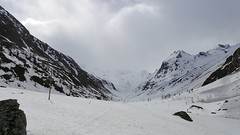 Föhn (formilock) Tags: täsch täschhütte mischabelgruppe wallis valais alpen alpi alpes alps alpine alpinism berge montagnes mountains mountain montagne mountaineering switzerland swiss swissmountains snow skitour schnee schi schitour ski skibergsteigen