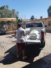 2018-04-28 Donativo Cáritas - Caravana centroamericana (2)