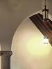Prespective (rectorjoyce) Tags: arch column wood light beam yellow brown shadows highlights