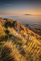 First Vlog! (Squareburn) Tags: hauxley sunrise northumberland coast seascape landscapephotography