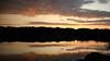Aiguebelette lake at dusk (Mich73b) Tags: lake lac water waterscape aiguebelette sunset sun dusk savoie reflection reflects reflet reflets