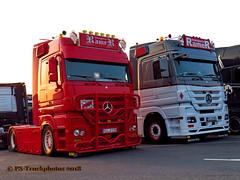 IMG_6529 (PS-Truckphotos #pstruckphotos) Tags: ramertransporte ramer mercedesbenz mercedes actros pstruckphotos pstruckphotos2018 rüsseltruckshow rüsseltruckshow2018 truck lkw lastwagen lastbil pstruckfotos lkwfotos truckspotting truckphotography lkwfotografie truckpics truckphotos truckkphotography truckphotographer truckspotter lastwagenbilder lastwagenfotos