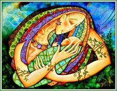 Mamma... (antonè) Tags: elaborazione madre mamma maternità artistpaulmrogers madrenatura acrilico antonè mother festadellamamma francescopastonchi