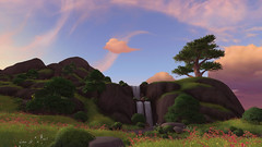 Adventurous Cloud (Nocha_Productions) Tags: storm song valley stormsongvalley wow worldofwarcraft world warcraft warcraftphotography azeroth azerothphotographer azerothphotography warcraftphotographer sunset tree clouds sky sun grass flower green mountain orange blue white grey blizzard art screenshot screenshots cinematography videogames gaming gamingscreenshot game games gallery gamingart gamingpicture pics pic pc picture photography productions photo nochaproductions nocha beta alpha horde alliance mmorpg mmo rpg battleforazeroth cloud adventure