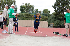 2018OrangeCountySpringGames_051218_TracyMcDannald-170 (Special Olympics Southern California) Tags: 2018orangecountyregionalspringgames irvinehighschool specialolympicsorangecounty athlete longjump trackandfield