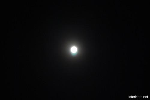 Небо Місяць вночі InterNetri Ukraine  47