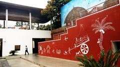 office (bell.bb) Tags: office wallart art wall walk asia india bangalore