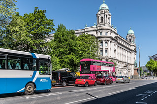 BELFAST BUSES - FOR THOSE OF YOU WITH AN INTEREST IN BUSES [MAY 2018]-139920
