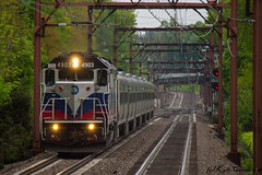 A Little Help? (kcerrato1) Tags: njt new jersey transit madison nj mta metro north gpp 4903