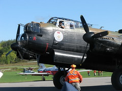 "Lancaster Bomber VRA 4 • <a style=""font-size:0.8em;"" href=""http://www.flickr.com/photos/81723459@N04/42121822621/"" target=""_blank"">View on Flickr</a>"