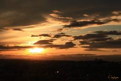 Se nos iba la vida.. (cienfuegos84) Tags: madrid raw atardecer vallecas cienfuegos sunset sol nubes clouds cielo sky city ciudad