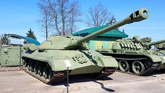 Heavy tank IS-3 (sirgunho) Tags: preserved minsk belarus loshany stalin line museum линия сталина heavy tank is3 soviet union army air force red forces world war two lenin communism nato gun armoured vehicle car missile diggers enginering