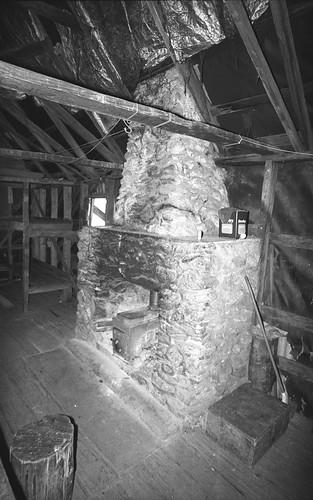 Cope Hut, Alpine Huts 1994-5 sheet 16 6