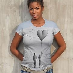 New Pencil Vs Camera t-shirts available (Ben Heine) Tags: pencilvscamera creative design dessin hoodies love tshirt valentine vetement rageon benheineart art buytshirt