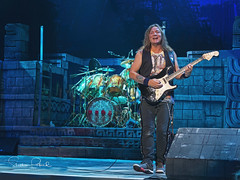 Iron Maiden (Stephen J Pollard (Loud Music Lover of Nature)) Tags: ironmaiden livemusic music músico musician música concertphotography concert concierto guitarist guitarrista davemurray artista performer