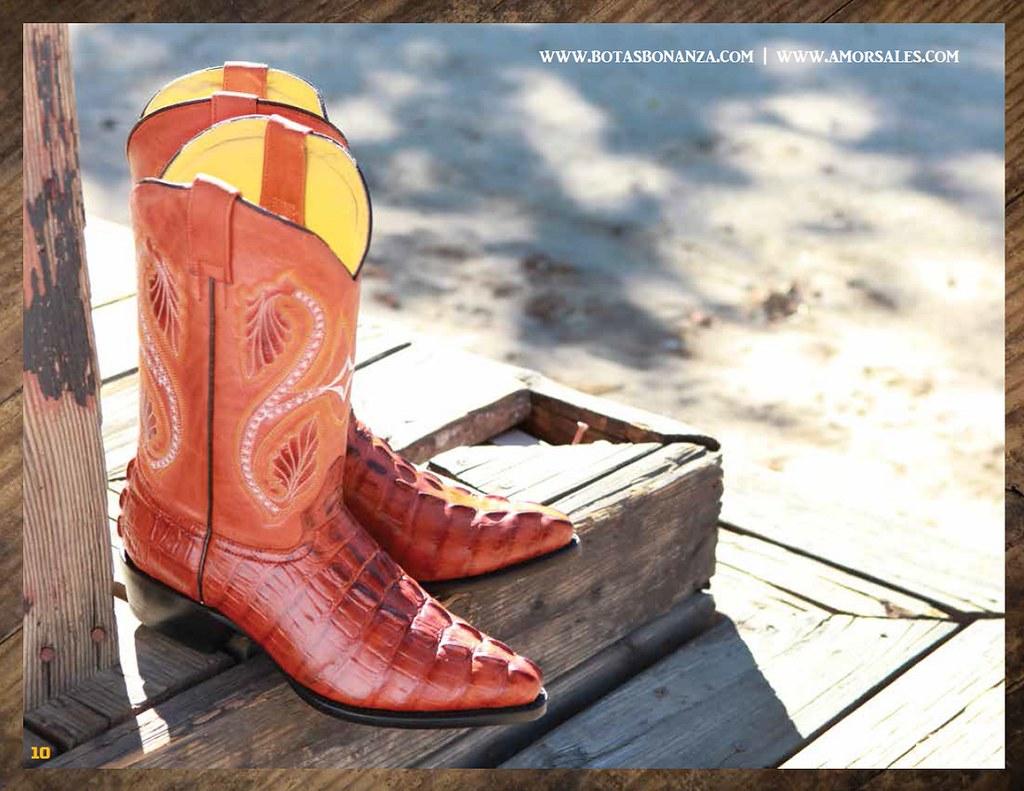 c9b660e091 Catalogo Amor Sales Bonanza Western Boots Vol 4 Botas Vaqueras Page 10  (Amor Sales®) Tags