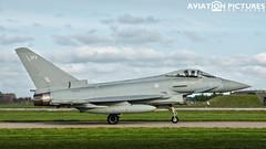 Eurofighter Typhoon FGR4 ZK373