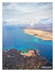 Lobos y Fuerteventura - 4979b (ROBERTO VILLAR -PHOTOGRAPHY-) Tags: photografikarv lzphotografika lanzarotephotográfika desdeelaire paisaje mejorconunafoto photobank