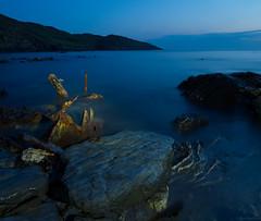 Rockham Bay Shipwreck (EmPhoto.) Tags: shipwreckbay rockhambay sscollier shipwreck wreck bluehour uk emmiejgee adventure northdevon hike swcoastpath nobodydied le longexposure landscapepassion