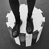 (BRANDON TAELOR AVIRAM.) Tags: paris jardin du palaisroyal dr mart martens doc black square white boots