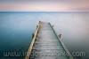 Paisajes del Delta del Ebro (Iñigo Escalante) Tags: delta del ebro cataluña tarrragona pasarela madera les madalenes españa europa rio mar agua atardecer horizonte paz love tranquilidad estabilidad lineas azul suave amor paisaje horizontal postal