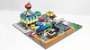 Tomato Town from Fortnite in Lego, with a few Micromachines there (hachiroku24) Tags: lego fortnite tomato town micromachines city micro gaming