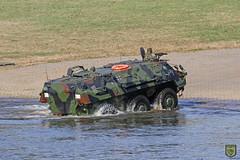 Fuchs 1 A5 / Bundeswehr (Combat-Camera-Europe) Tags: pionier pioniere bw bundeswehr heer fuchs fuchs1 germanarmedforces exercise exercises 6x6 rheinmetall kmweg holzminden pzpibtl1 pibtl1 nato otan weser