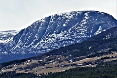 Allmannberget, Oppdal (KvikneFoto) Tags: oppdal trøndelag norge tamron nikon landskap snø snow spring vår