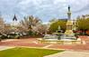 Orangeburg Memorial Plaza (Eridony (Instagram: eridony_prime)) Tags: orangeburg orangeburgcounty southcarolina downtown publicsquare park publicpark