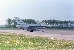 J-270.jpg (Alfred Koning) Tags: ehlwleeuwarden f16fightingfalcon f16b j270 locatie nederland vliegtuigen