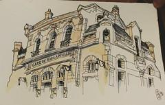 Gare de Boulainvillier, Paris (velt.mathieu) Tags: