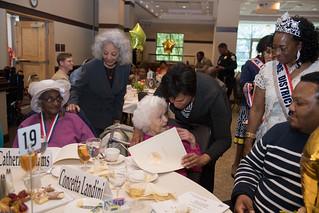 May 4, 2018 Centenarian Salute