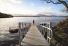 Balmaha Pontoon (Russell-Davies) Tags: scotland uk balmaha lochlomond highlands canon 6dmkii pontoon luss hiking loch
