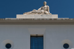 Tirrenia_27 (Maurizio Plutino) Tags: tirrenia pisa toscana italy bagno mare chiesa architettura