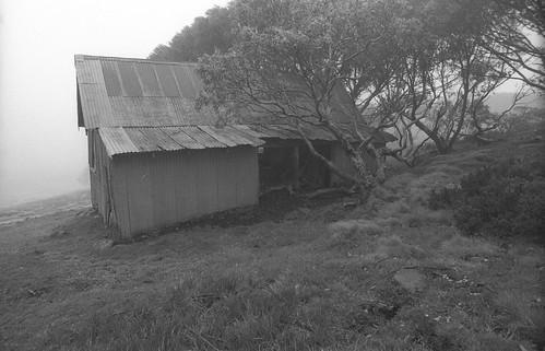 Cope Hut, Alpine Huts 1994-5 sheet 16 2