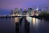 East River (Andy Kennelly) Tags: ny new york night after dark lights buildings manhattan colorful city cityscape nyc east river world trade center oneworldtradecenter