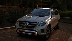 Mercedes-Benz GLS (2017) (.adlersadler.) Tags: driveclub turismo gran speed for need nfs forza grand theft auto v 5 gta gtav the crew project cars motorsport horizon graphics photograph photography enb reshade photorealistic 4k resolution sports car vehicle racing game track race road vehicles ride drive pc computer rockstar photomode racer automobile gamer snapmatic mercedesbenz gls