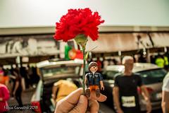 25 de abril (fabioffcarvalho) Tags: toys shooterspt felling olhoportugues tripeportugues bomresgito portugal aminhavisao portugalemclicks canon brinquedo toy photography miniaturas jardim road hills homemade brinquedos street mini céu lisboa lisbon 25 abril