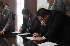 Assinatura de protocolo de intenções com a criação da Redin (ufpr) Tags: ufpr redin pesquisa ciência tecnologia cultura inovação