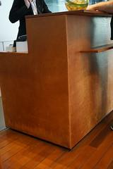 2018-04-FL-183486 (acme london) Tags: barcelona checkin fira furniture hotel interior jeannouvel leather leatherreceptioncounter lobby reception renaissancehotelfira spain