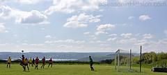 Gerrans & St Mawes 2, Biscovey 2, Duchy League Premier Division, April 2018 (darren.luke) Tags: cornwall cornish football landscape nonleague grassroots gerrans st mawes fc biscovey