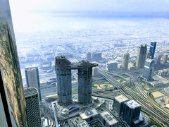 View from the Burj Khalifa - 124th Floor (Patrissimo2017) Tags: