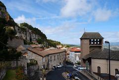 Roquefort-sur-Soulzon / Aveyron (70) / França / France / Francia (Ull màgic (+1.500.000 views)) Tags: roquefortsursoulzon aveyron frança france francia nucliantic natura naturaleza nature paisatge paisaje landscape carrer fuji xt1
