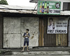 First Standard (Beegee49) Tags: street boy young man standing waiting signs drinks bacolod city philippines