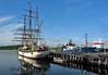 Canada: Lunenburg, Picton Castle (Henk Binnendijk) Tags: lunenburg novascotia canada historic pictoncastle tallship barque harbour haven port